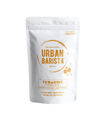 250g Urban Barista Turmeric Power Latte Premium (50 Serves)