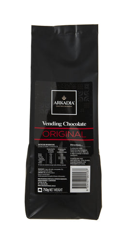 750g Arkadia Original Vending Chocolate
