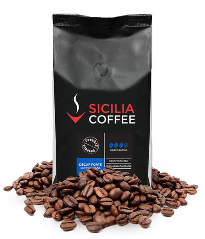 250g Decaf Forte Coffee Beans