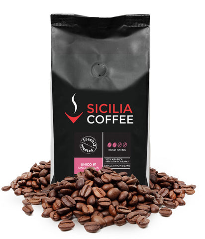250g Unico #1 Single Origin Coffee beans