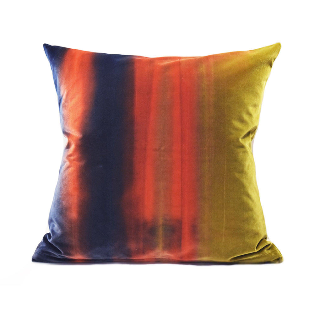 Amazilia Mustard - 50cm Square Cushion