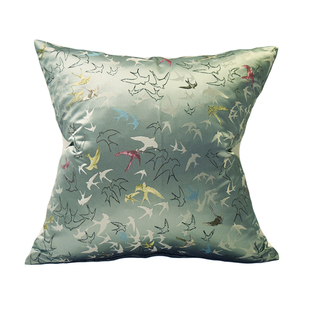 Song Birds - 50cm Square Cushion