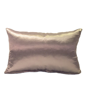 Black Edition Malva Herbaria - 35cm x 50cm Cushion
