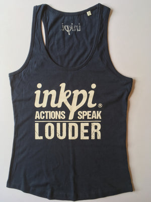 Organic 'Actions Speak Louder' Tank