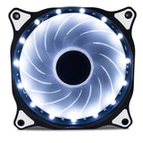 Vetroo 120mm  LED Cooling Fan for Computer PC Cases, CPU Coolers, and Radiators