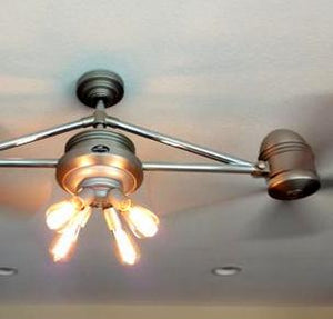 Need more light but can't afford to buy a new fixture?