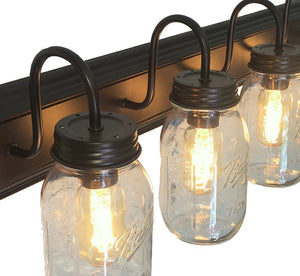 Why Not DIY Mason Jar Lights?