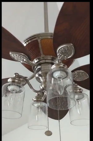 Ceiling Fan Makeover 2