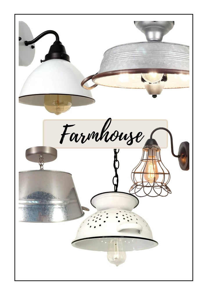 Rustic & Farmhouse Lighting