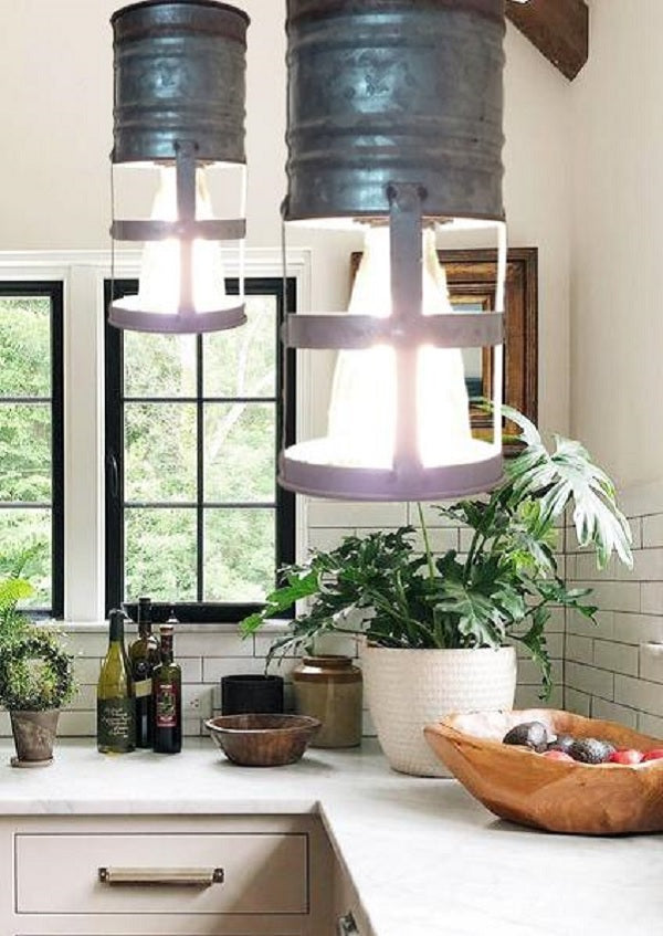 Industrial Pendants & Chandeliers