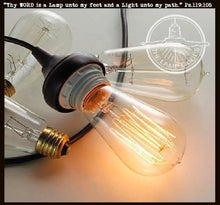 Load image into Gallery viewer, Edison Dimmable Bulb - 60 watts - Standard Base - The Lamp Goods