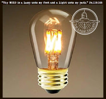 Load image into Gallery viewer, LED Edison Style Light Bulb for Mason Jar Lighting - 40 watts Equivalent - The Lamp Goods