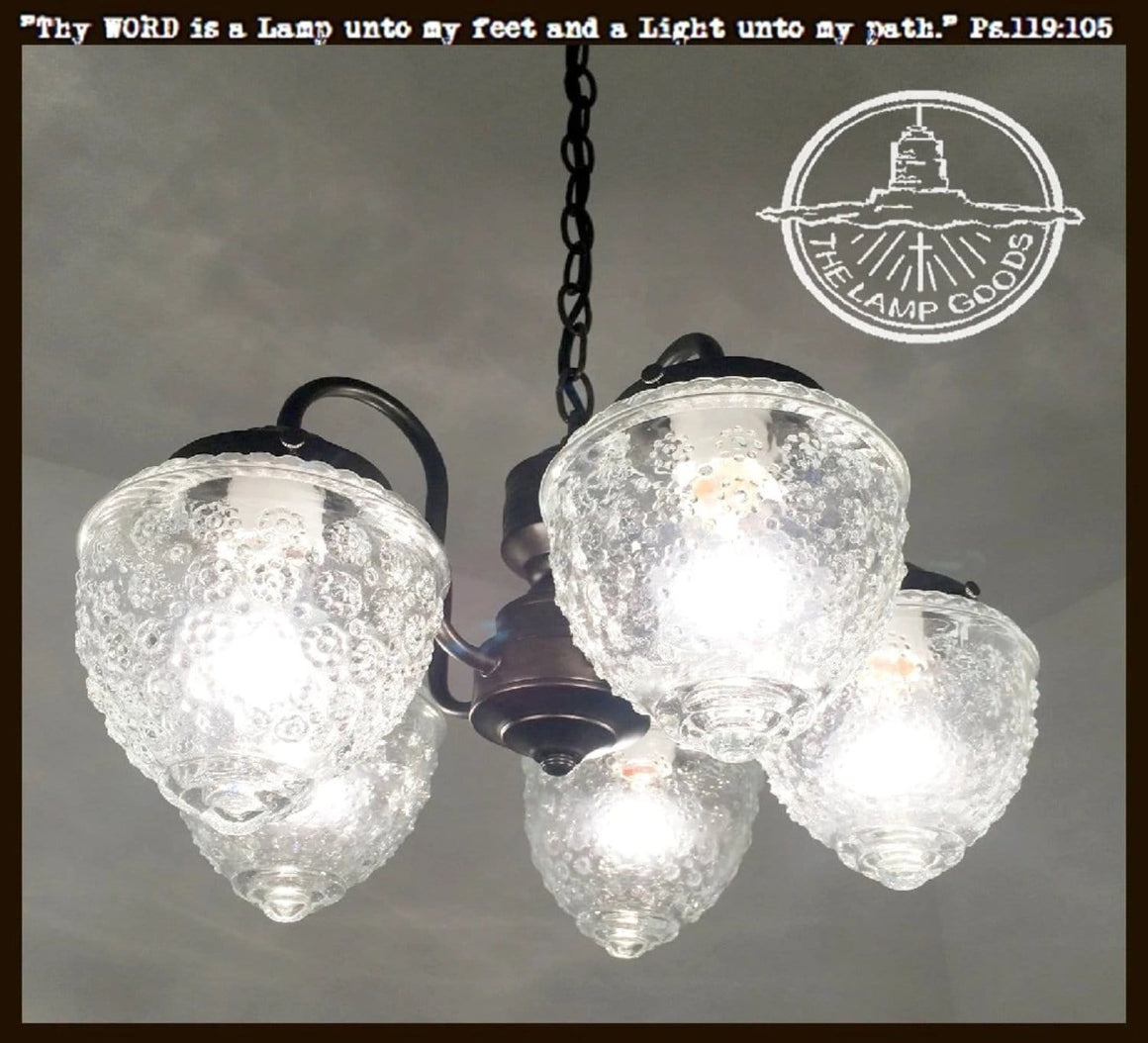glass lighting fixtures