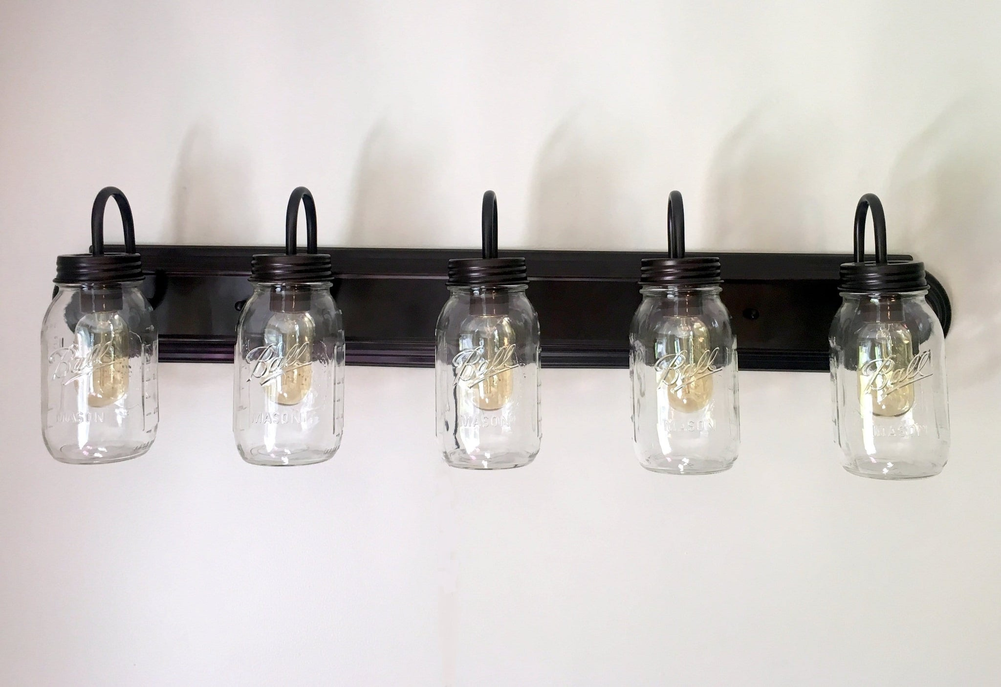 Mason Jar Chandelier Wire The Keyless Light Socket