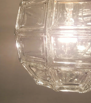 Glass Pendant Light from Antique Glass - The Lamp Goods