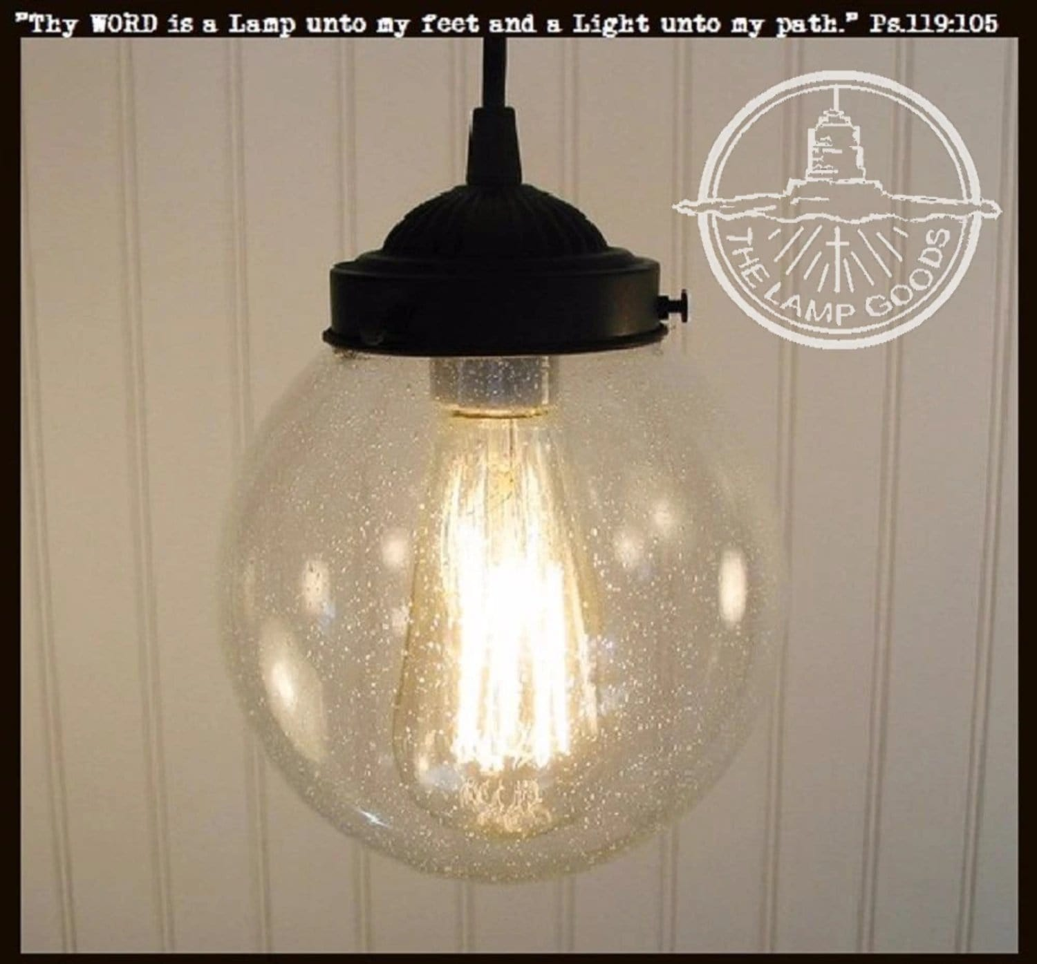 Seeded glass pendant lighting the lamp goods aloadofball Image collections