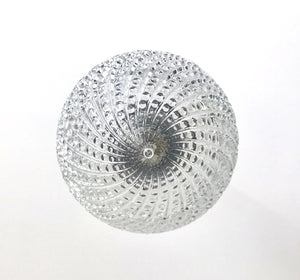Vintage Inspired Hobnail Glass Pendant Light Fixture - The Lamp Goods
