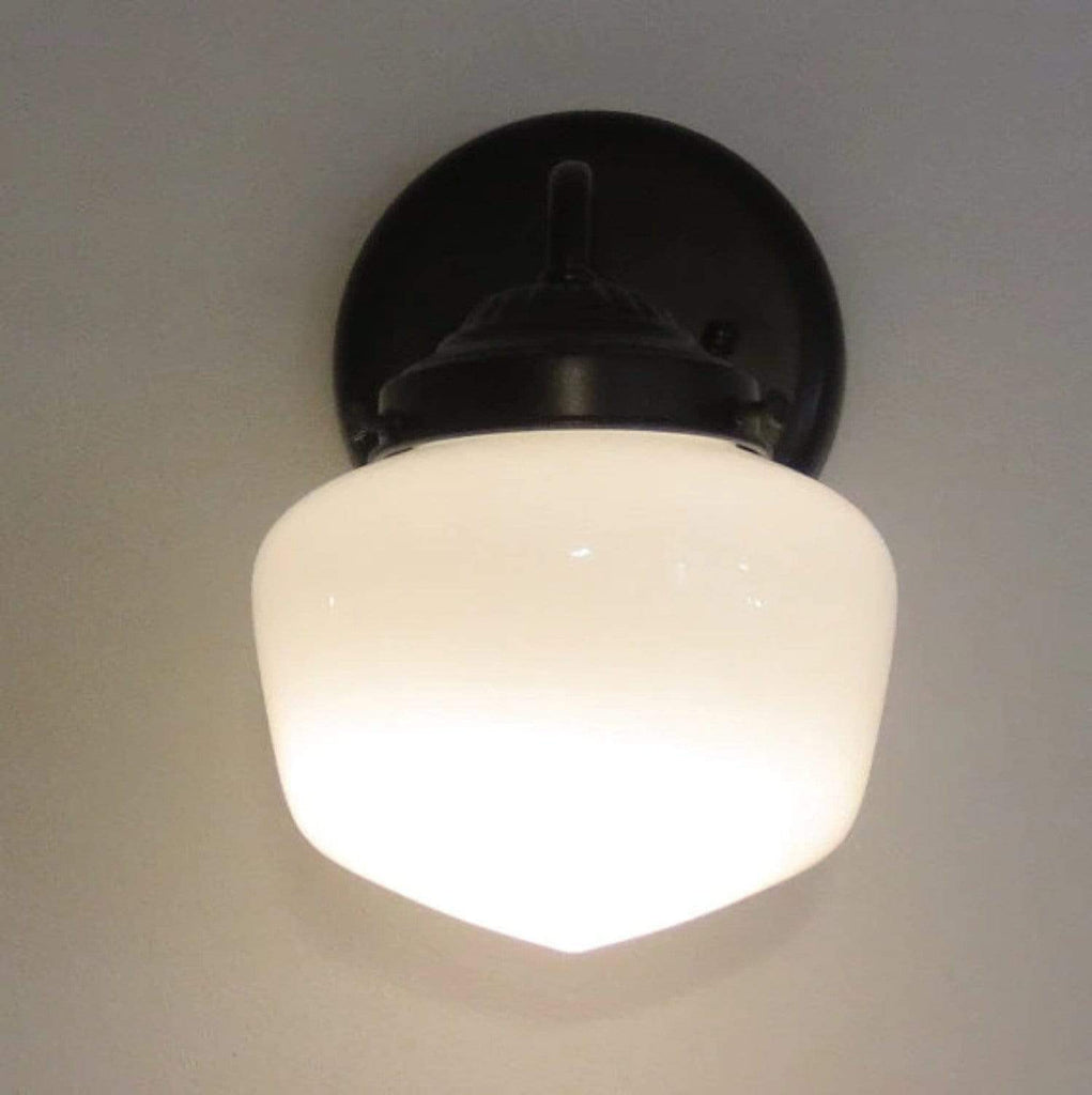 School House Sconce Wall Light - The Lamp Goods