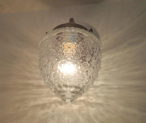 Island Falls Glass Wall Sconce Fixture - The Lamp Goods