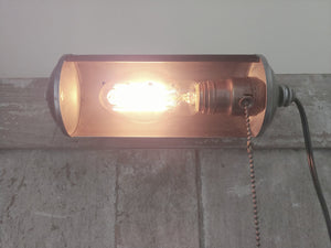 Vintage Headboard Reading Lamp - The Lamp Goods