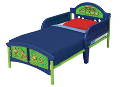 Delta Children Teenage Mutant Ninja Turtles Toddler Bed, Right View a2a