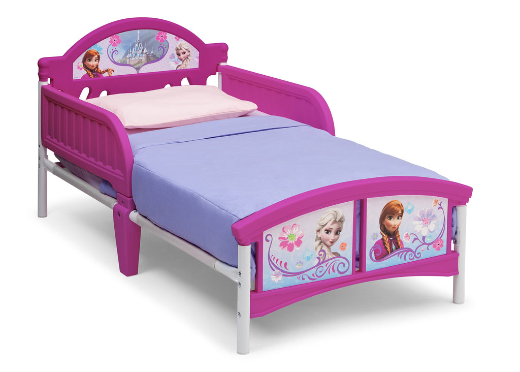 Delta Children Frozen Toddler Bed Right View a1a