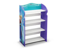 Delta Children Frozen Bookshelf right view no props a1a