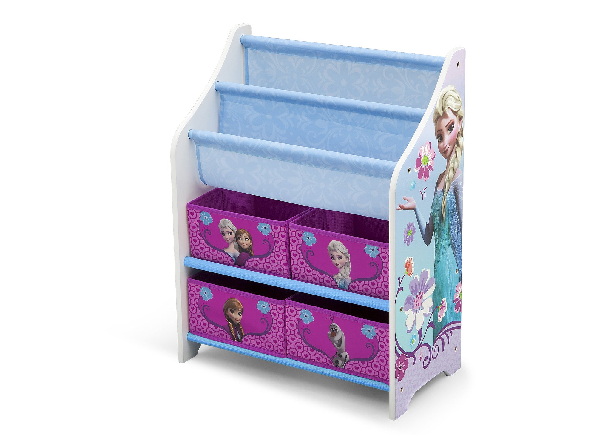 Frozen Book And Toy Organizer Delta Children Eu Pim