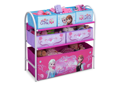 Frozen Metal Frame Toy Organizer
