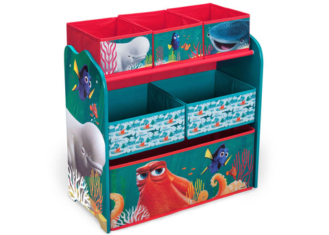 Finding Dory Wooden Toy Organizer