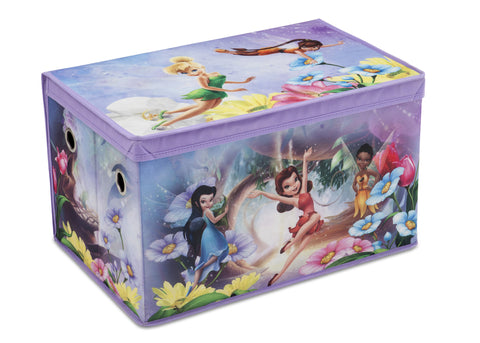 Fairies Fabric Toy Box