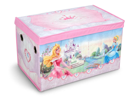 Princess Fabric Toy Box