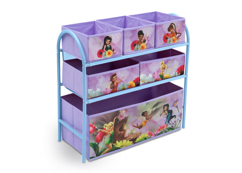 Fairies Metal Frame Toy Organizer