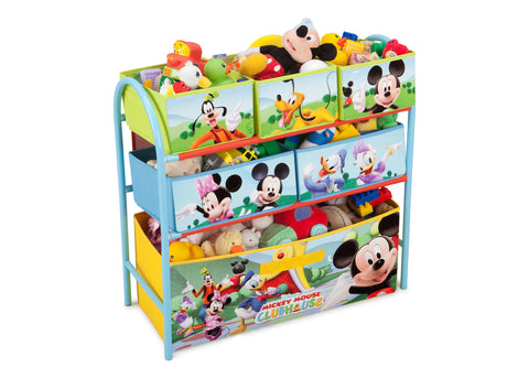Mickey Mouse Metal Frame Toy Organizer