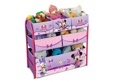 Minnie Mouse Metal Frame Toy Organizer