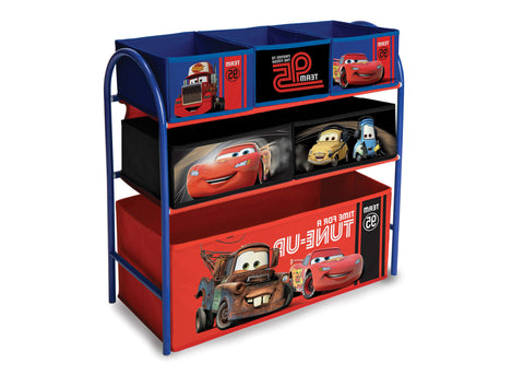 Cars Metal Frame Toy Organizer
