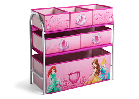 Princess Metal Frame Toy Organizer