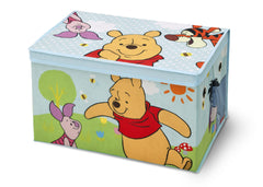 Delta Children Winnie The Pooh Fabric Toy Box, Left View Style 1 a2a