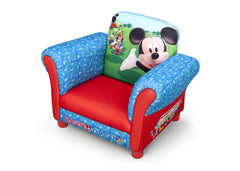 Delta Children Mickey Mouse Upholstered Chair, Left View Style 1 a2a