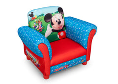 Delta Children Mickey Mouse Upholstered Chair, Right View Style 1 a1a