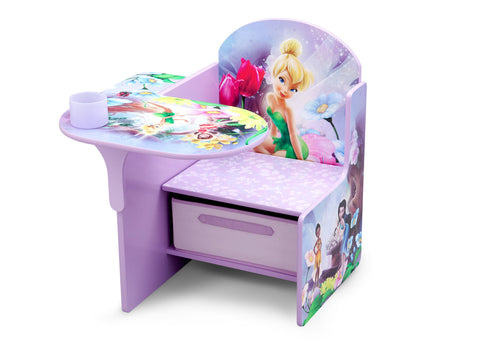 Fairies Chair Desk with Storage Bin