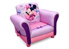 Delta Children Minnie Mouse Upholstered Chair, Right View Style 1 a1a