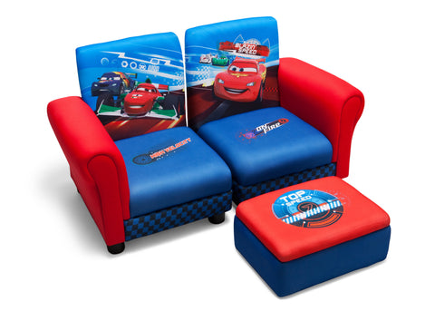 Cars 3 Piece Upholstered Set