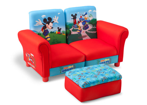 Mickey Mouse 3 Piece Upholstered Set
