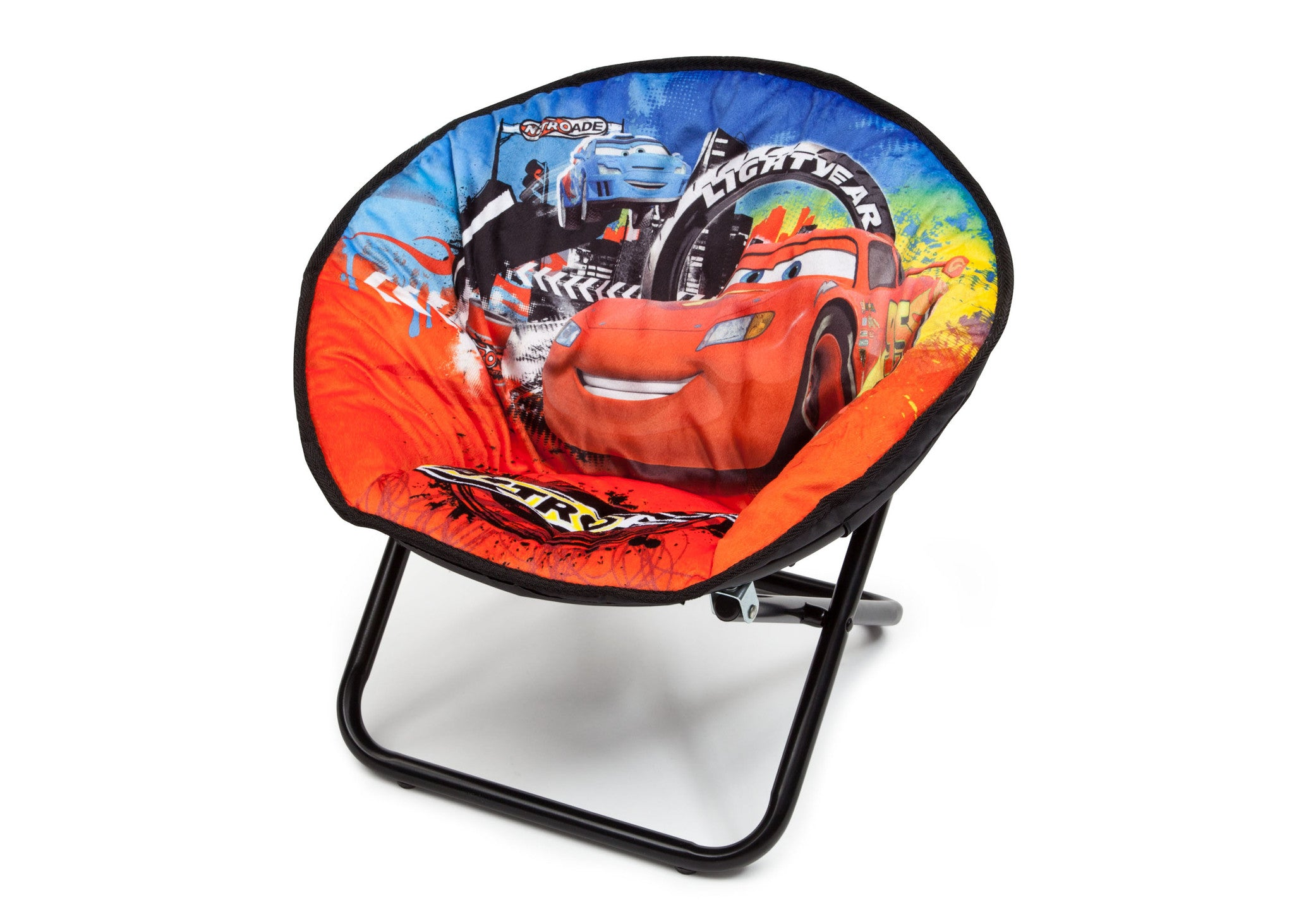 Cars Saucer Chair Delta Children Eu Pim