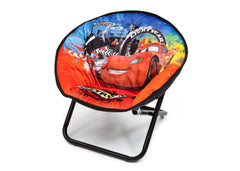 Delta Children Cars Saucer Chair Left View a2a
