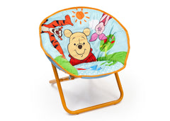 Delta Children Winnie The Pooh Saucer Chair Right View a1a