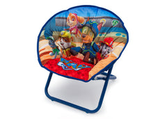 Delta Children Paw Patrol Saucer Chair Left View a2a