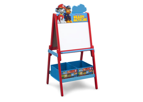 PAW Patrol Wooden Easel With Storage