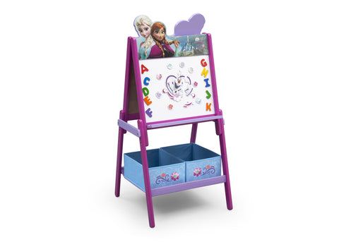 Frozen Wooden Easel With Storage
